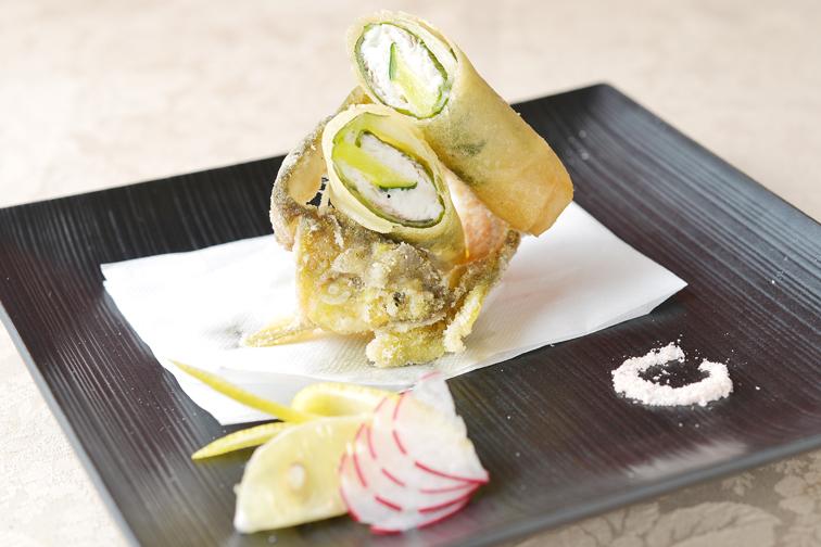 伝統を駆使しながらも枠に捉われない。新しい中華料理の世界。